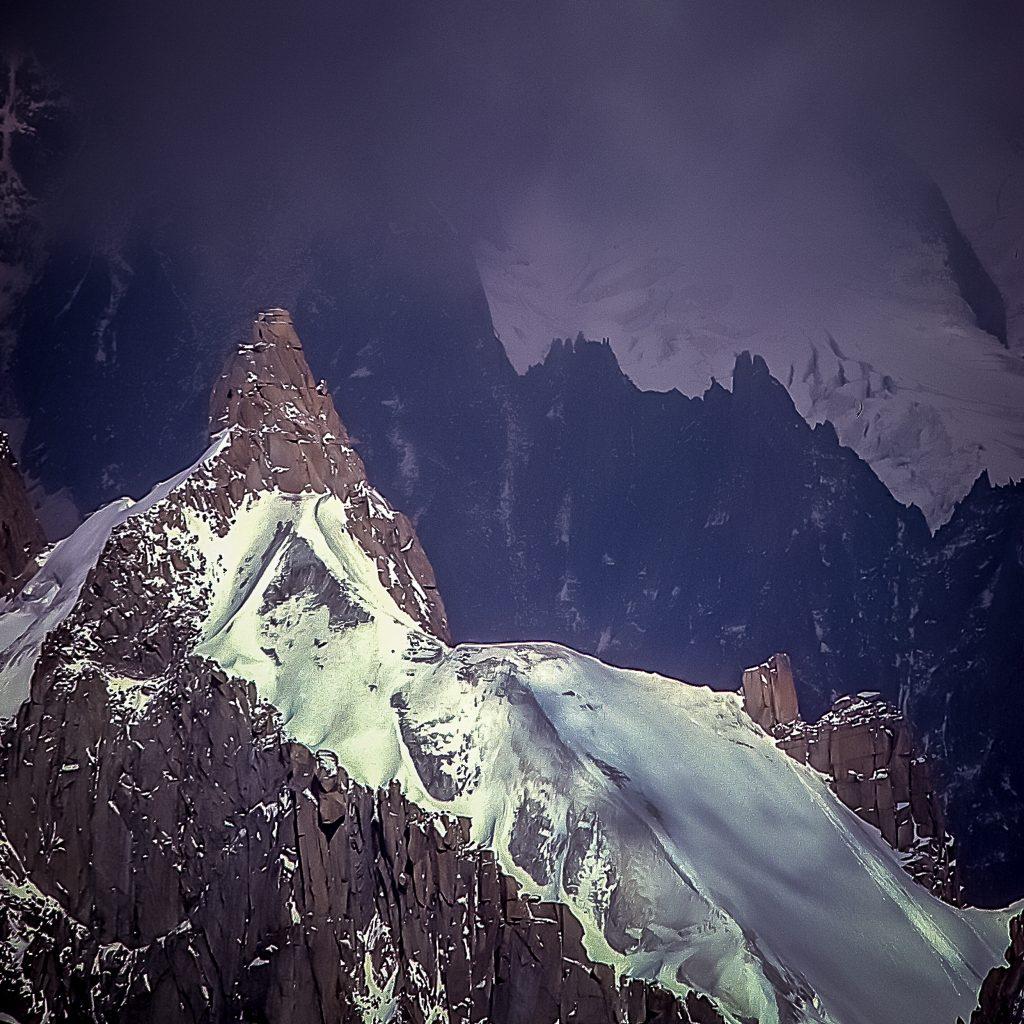 Aiguille du Midi, Haute-Savoie, Rhône-Alpes, France